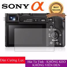 Miếng dán màn hình cường lực cho máy ảnh Sony Alpha A7