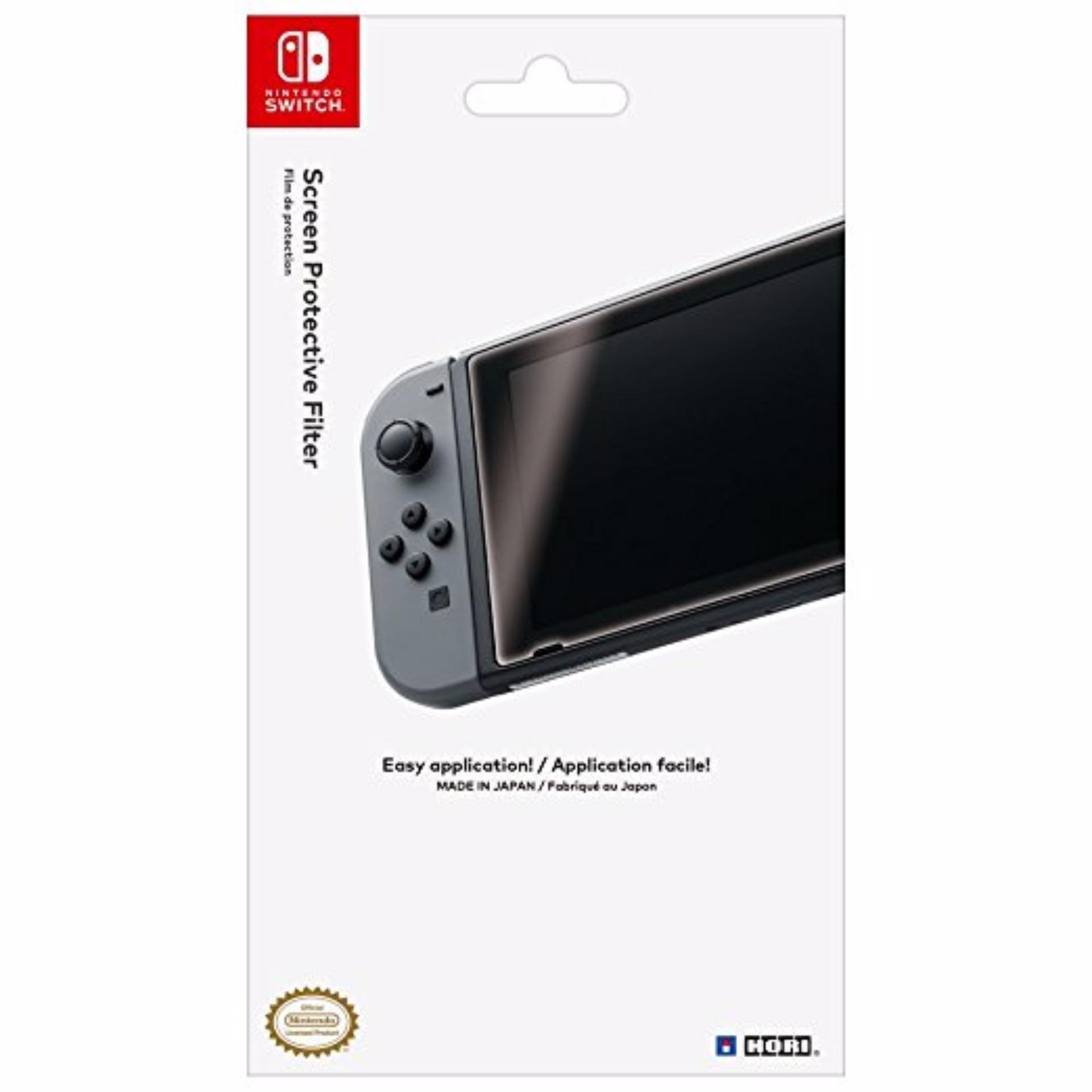Giá Sốc Miếng dán màn hình cường lực Hori dành cho máy Nintendo Switch