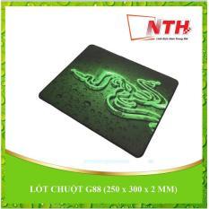 Miếng lót chuột Kingmaster G88 (250 x 300 x 2 MM)