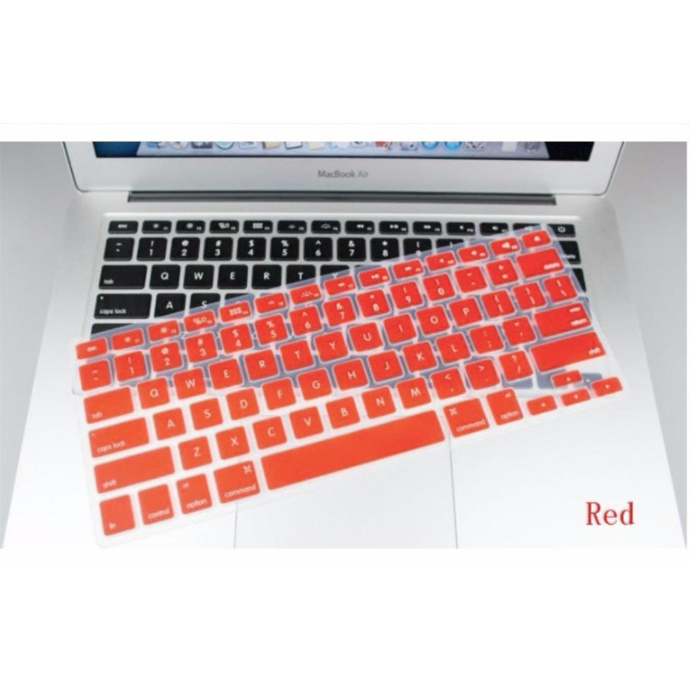Miếng lót phím silicon cho Macbook 13.3 / 15.4 Có Touch Bar