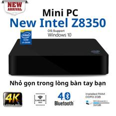 Vì sao mua Mini PC Z83 II Intel Z8350, Window 10, Bluetooth 4.0