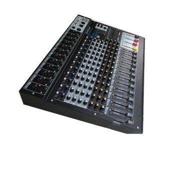 Mixer 12 line Digital MX - 1202 EQ 12 Line (Đen)