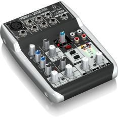 Mixer USB 5 cổng Behringer XENYX Q502USB