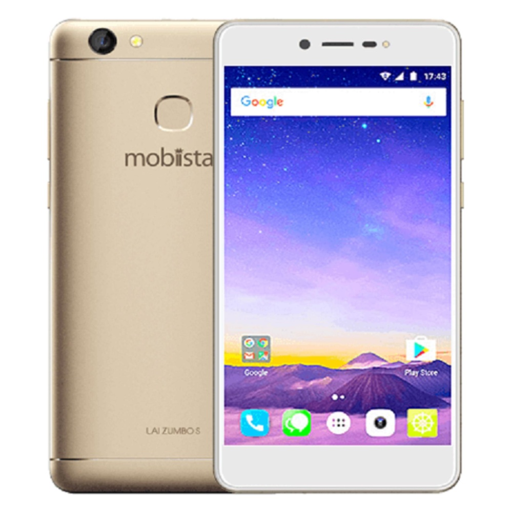 Mobiistar Lai Zumbo S 2017 (Gold)