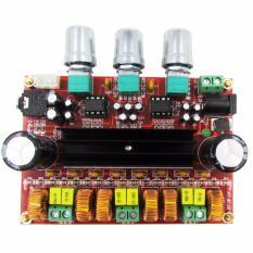 Modul mạch tăng âm 2.1 HoA3100 dùng sò TPA3116D2 100W Sub và 50W x 2 kênh