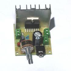 Modul mạch tăng âm Stereo HoA2015A dùng sò TDA7297 15W x 2 kênh
