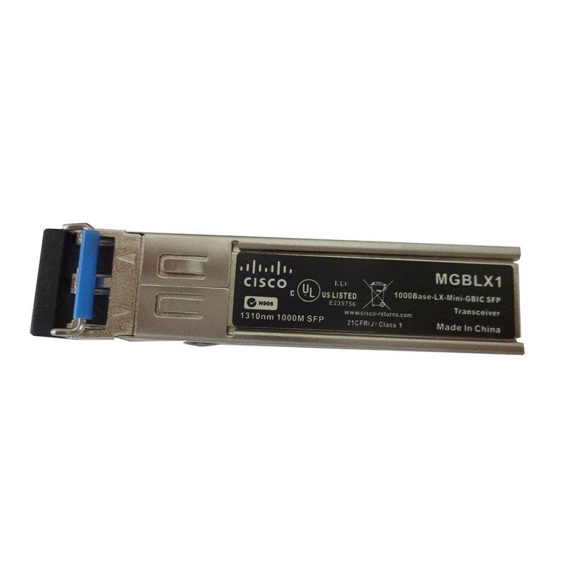 Bảng giá Module quang SFP Cisco MGBLX1 GE LX transceiver: 1310nm 10KM (Đen) Phong Vũ