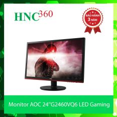 "Monitor AOC 24""G2460VQ6 LED Gaming"