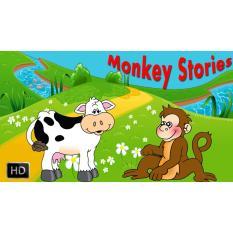 Monkey Stories – chương trình học tiếng Anh bằng truyện tranh tương tác cho bé từ 2 đến 15 tuổi – Gói sử dụng trọn đời