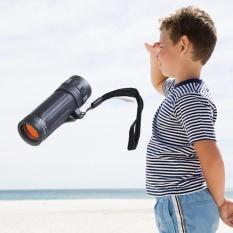 Moonar 8×21 mét Mini Nhỏ Gọn Đỏ Phim Kính Thiên Văn Một Mắt Tiện Dụng Phạm Vi cho Thể Thao Cắm Trại Săn Bắt-quốc tế