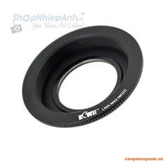 mount M42-Nikon multi coating glass KIWI (chống cận)
