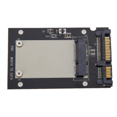 Card đổi định dạng ổ cứng mSATA SSD sang 2.5″ SATA – quốc tế