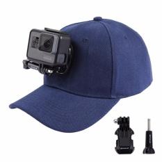 Mũ lưỡi trai thể thao gắn được GOPRO, SJCAM Camera hành trình chất liệu cao cấp – POPO Sports