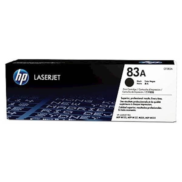 Giá MựC In Laser Hp 83a Black (Cf283a) Tại techone-printer-cartgidge