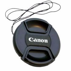 Nắp đậy ống kính 55mm cho Canon