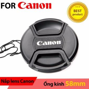 Nắp đậy ống kính cho Canon nắp trước F58