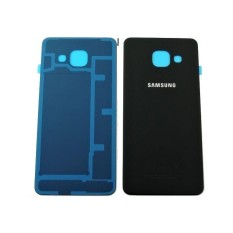 Nắp lưng thay thế cho Samsung Galaxy A3-2016 (Đen) – Hàng nhập khẩu