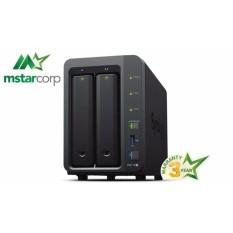 Ổ Cứng Mạng Synology NAS DS718+ (Đen) – Hàng Chính Hãng