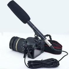 """New pro 14.37 """"Máy Ảnh Máy Quay Súng Bắn Micro MIC dành cho Nikon Canon Cuộc Phỏng Vấn-quốc tế"""