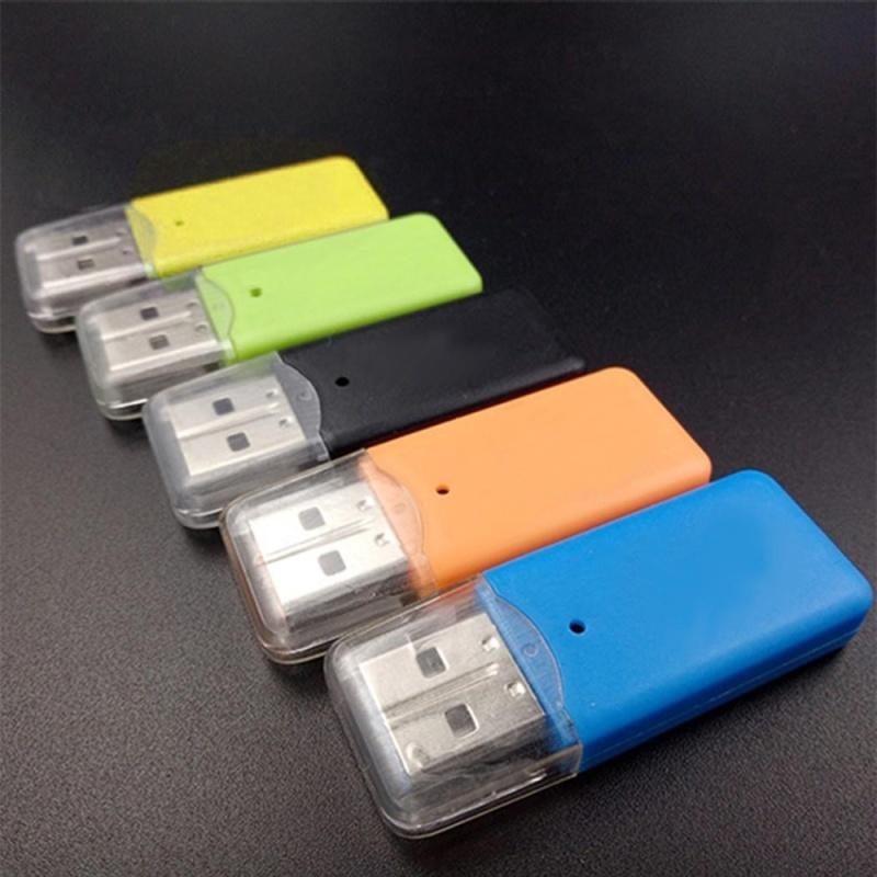 Bảng giá New Promotion Sunweb Portable USB 2.0 Memory Card Reader - intl Phong Vũ