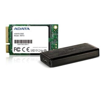 New Sabrent Mini USB 3.0 MSATA II or III/6G SSD EnclosureAdapter+Tool - intl