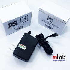 Nguồn cho Raspberry Pi3 5.1V, 2.5A (nhập khẩu từ RS)