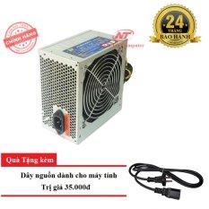 Nguồn dành cho máy tính bàn Vision 550W – Fan 12cm (bạc) + tặng kèm dây nguồn