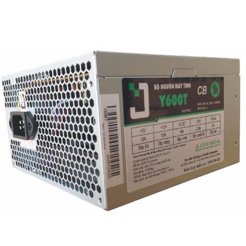 Đánh giá Nguồn máy tính Jetek Y600t Tại Siêu siêu rẻ (Tp.HCM)