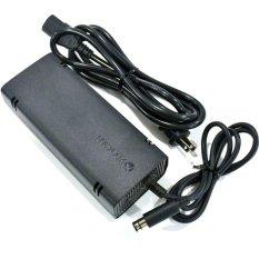 Nguồn máy XBox 360 SlimE AC Adapter (Đen)
