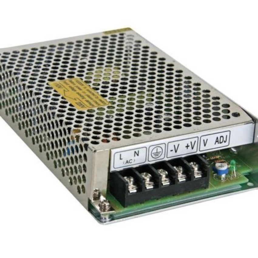 Nguồn tổng camera 12V - 10A dành cho 4 camera