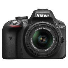 Nikon D3300 24.2MP với Lens kit 18-55mm VR II