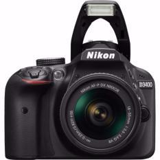 Nikon D3400 kèm ống kinh Nikon AF-P DX 18-55mm F/3.5-5.6G VR – Hãng phân phối chính thức