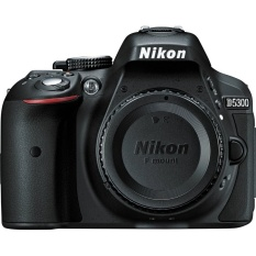 Nikon D5300 24.2MP Body (Đen)