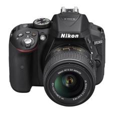 Giá Khuyến Mại Nikon D5300 24.4MP với Lens kit AF-S DX Nikkor 18-55mm F3.5-5.6G VR II (Đen) chính hãng VIC