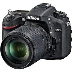 Nikon D7100 24.1MP với Lens Kit 18-105 VR (Đen) – Hàng nhập khẩu