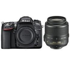 NIKON D7100 24.1MP với Lens kit AF-S18-55 VR II (Đen) – Hàng nhập khẩu