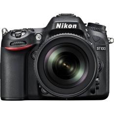 Nikon D7100 24MP với Lens kit 18-140 VR DX (Đen)