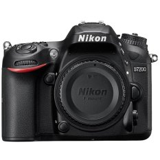 Máy ảnh Nikon D7200 24.2MP Body (Đen)