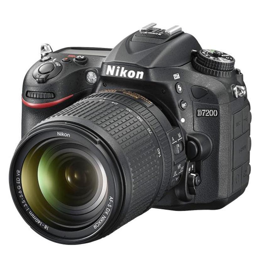 Tư vấn mua Nikon D7200 24.2MP với Lens kit 18-140mm VR (Đen) – Hàng nhập khẩu