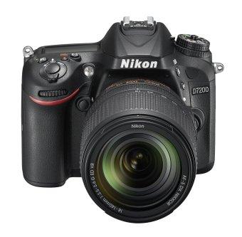 Nikon D7200 24.2MP với Lens kit 18-140mm VR (Đen)