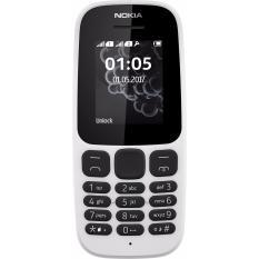 Giá Nokia 105 2017 1 Sim (White) – Hãng phân phối chính thức Thắngmobile