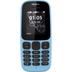 Đánh Giá Nokia 105 2017 2 Sim (Blue) – Hãng phân phối chính thức