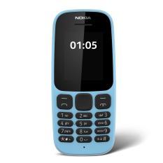 Nokia 105 Dual Sim (2017) Blue Hãng phân phối chính thức