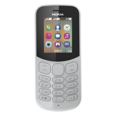 Nokia 130 2017 2 Sim (Xám) – Hãng phân phối chính thức