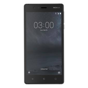 Nokia 3 16GB RAM 2GB (Đen nhám) - Hãng phân phối chính thức