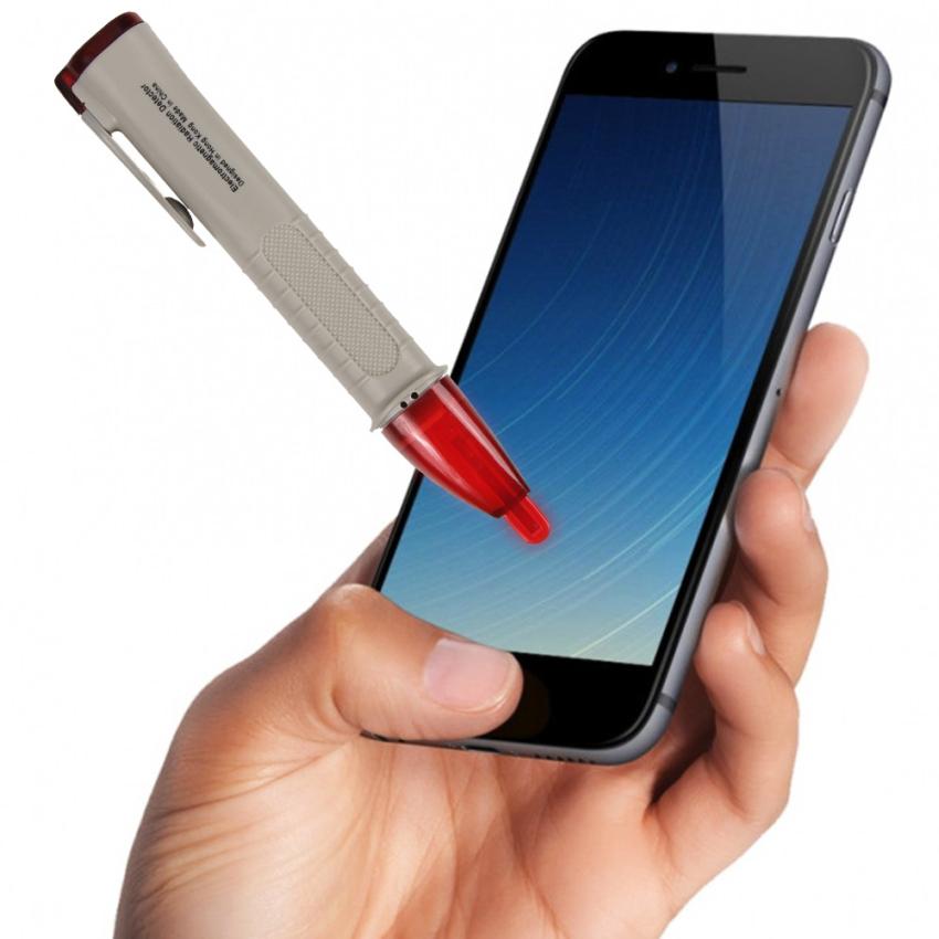 Noncontact High Sensitive Electromagnetic Radiation Detector Pen - intl ...