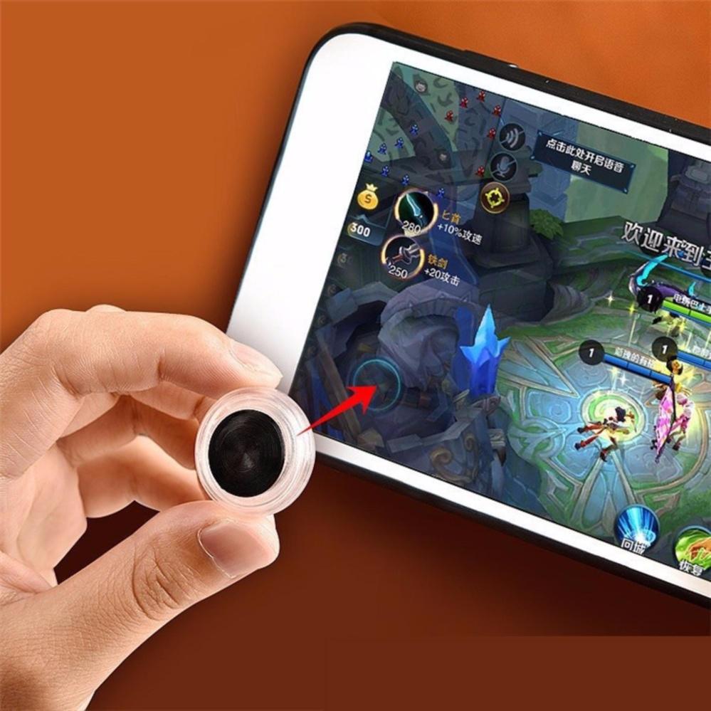 ►Nút chơi game - Joystick nano◄ hỗ trợ chơi game trên điện thoại thông minh và máy tính bảng