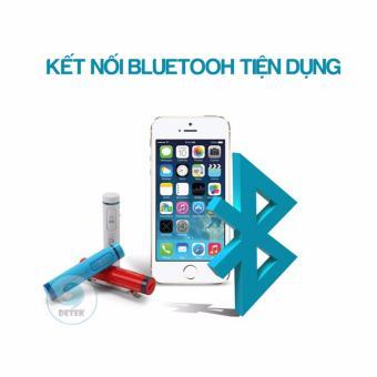 Nút Remote Bluetooth hỗ trợ chụp ảnh cho điện thoạikẹp áo - 4
