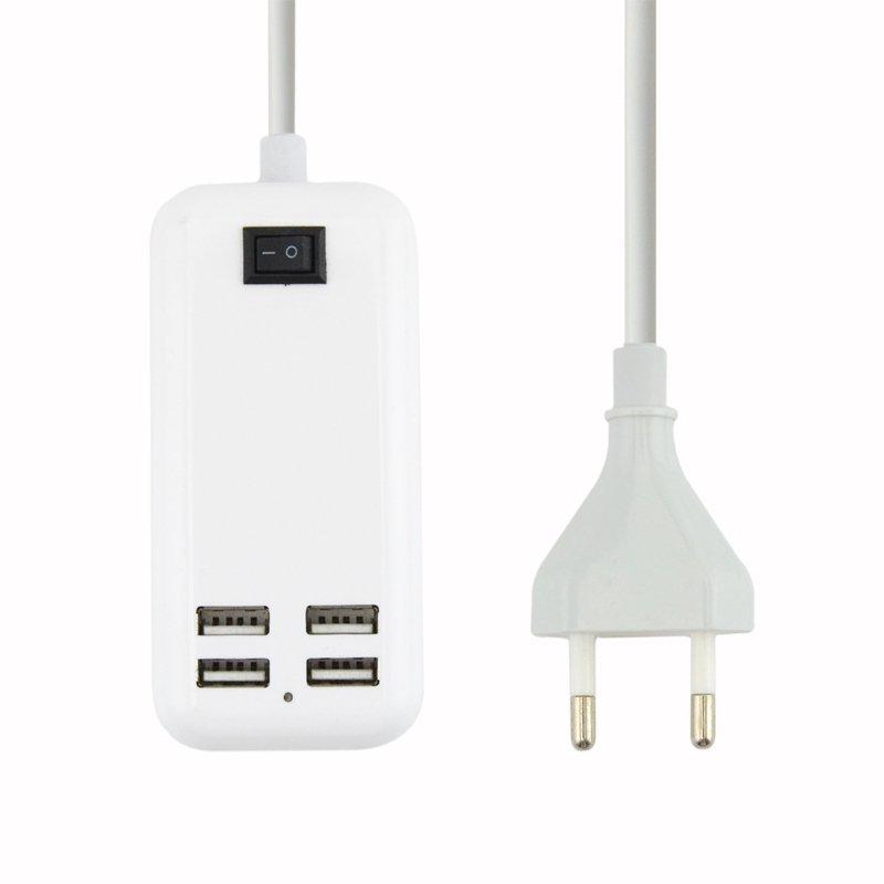 Bảng giá Ổ Cắm Điện Đa Năng Du Lịch có cổng sạc USB Universal Travel Adapter