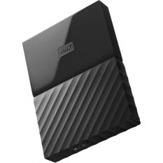 Ổ cứng di động HDD Western Digital My Passport 1TB – Model 2017 (Đen)